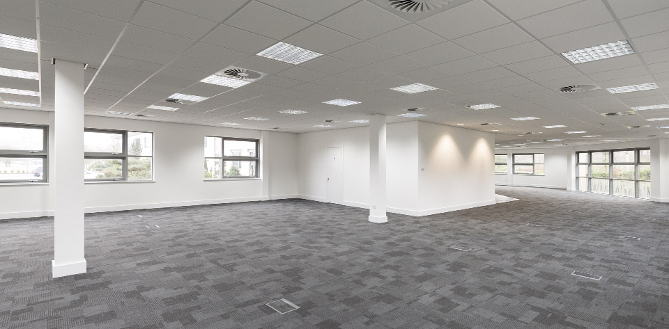 Fisher-Electrical-Shropshire-Office-Floor